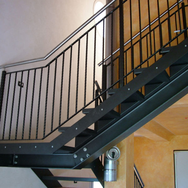 Angular Stairs for Gallery