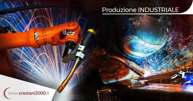 Produzione industriale conto terzi